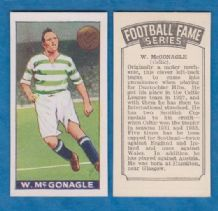 Glasgow Celtic William McGonagle Scotland